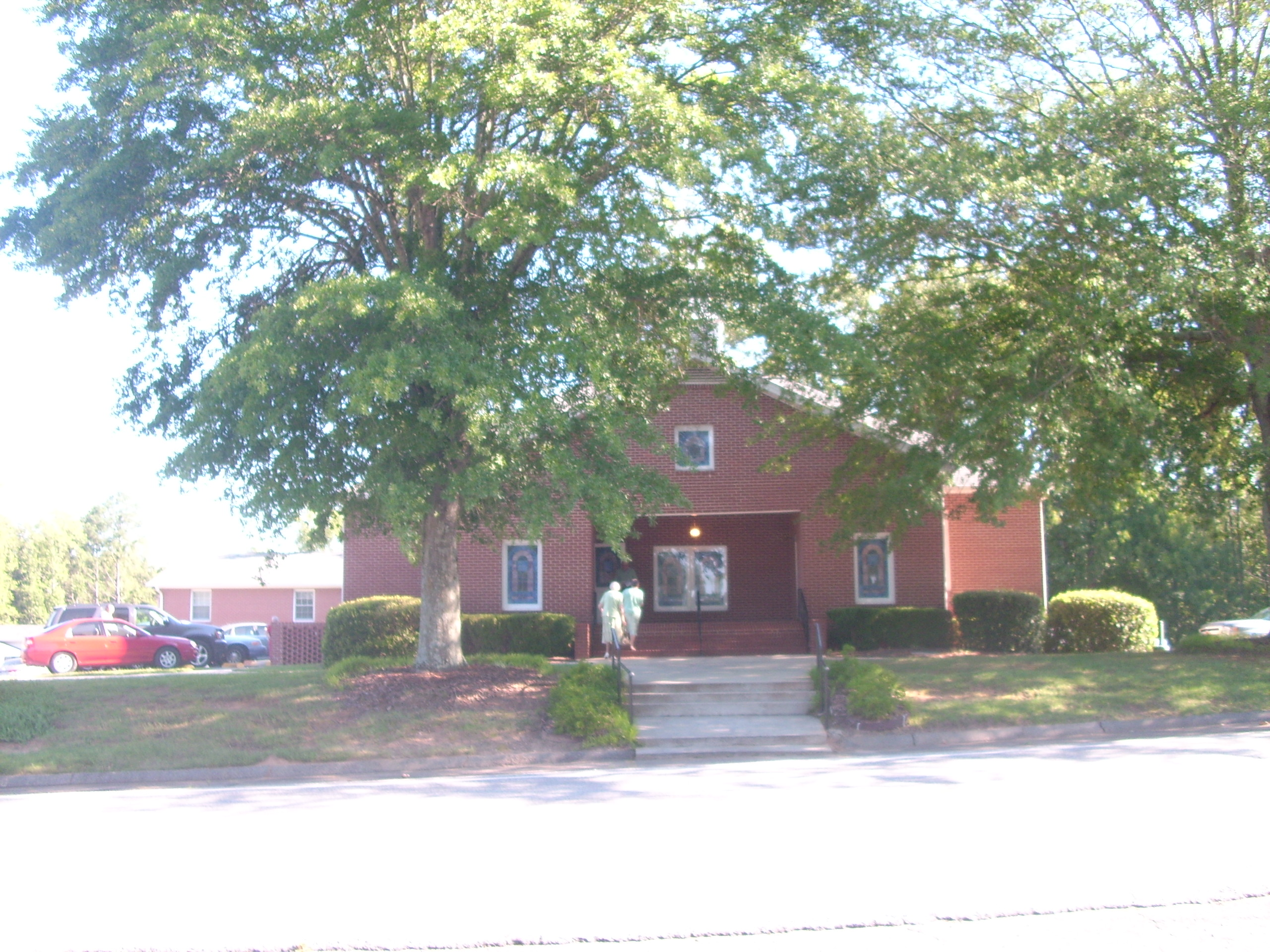 Friendship Church 2012